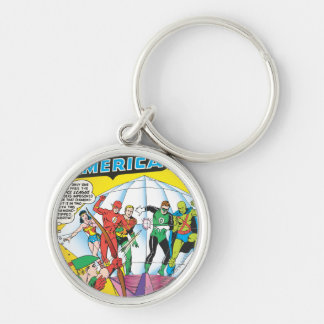 Justice League of America Issue #4 - May Keychain