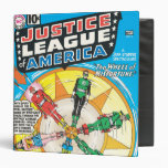 Justice League of America Issue #6 - Sept Binder