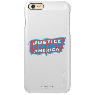 Justice League of America Logo Incipio Feather® Shine iPhone 6 Plus Case