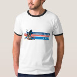 Justice League Stars and Stripes Tshirts