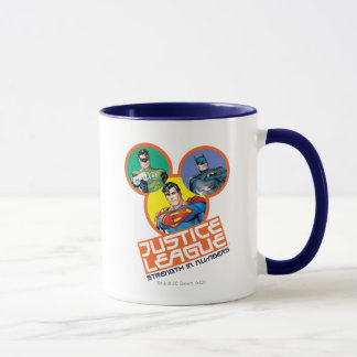 "Justice League ""Strength in Numbers"" Mug"