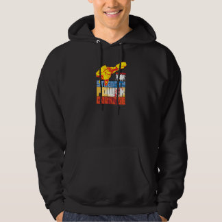 Justice League Strength. Power. Courage. Character Hoodie