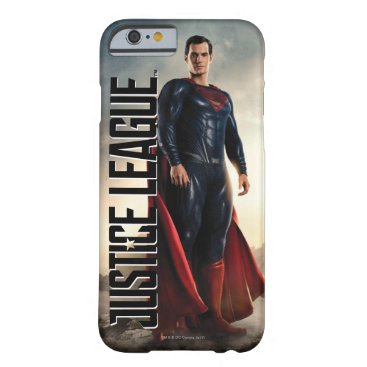 Justice League | Superman On Battlefield Barely There iPhone 6 Case