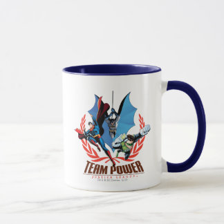 Justice League Team Power Mug