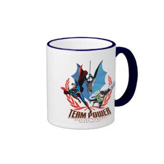 Justice League Team Power Mugs