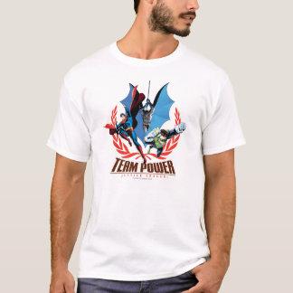 Justice League Team Power T-Shirt