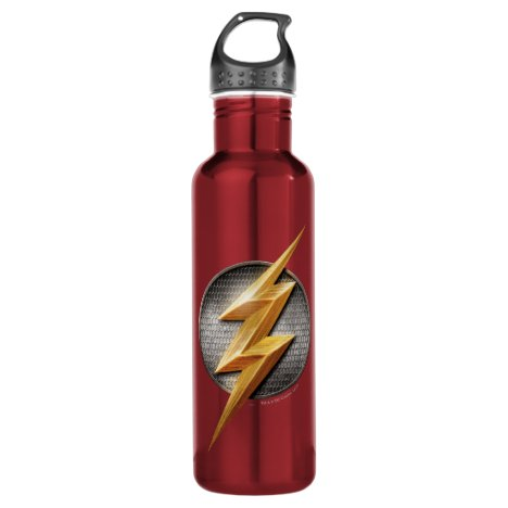 Justice League | The Flash Metallic Bolt Symbol