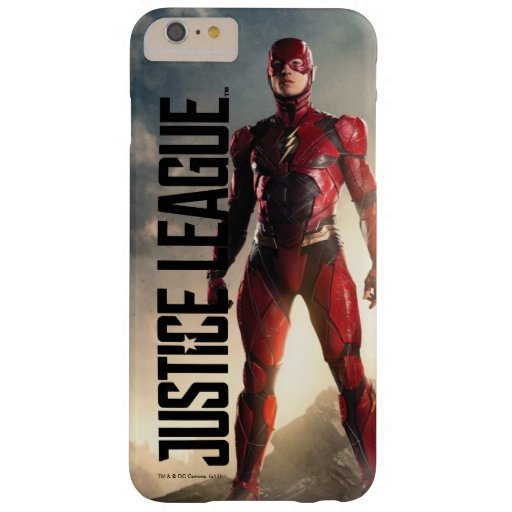 Justice League | The Flash On Battlefield Barely There iPhone 6 Plus Case
