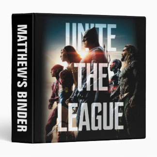 Justice League | Unite The League Binder