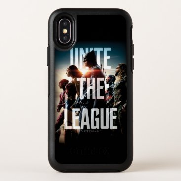 Justice League | Unite The League OtterBox Symmetry iPhone X Case