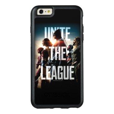 Justice League | Unite The League OtterBox iPhone 6/6s Plus Case