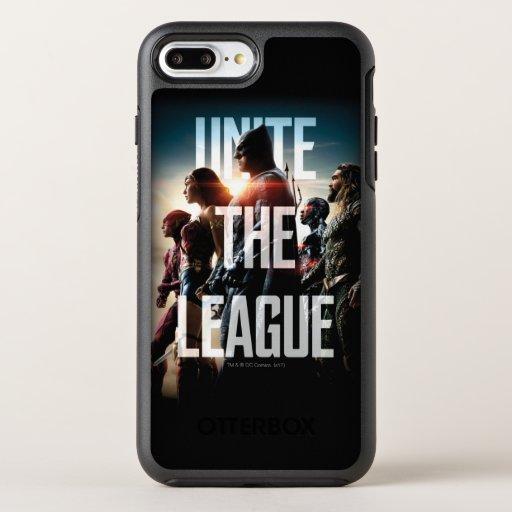 Justice League | Unite The League OtterBox Symmetry iPhone 8 Plus/7 Plus Case