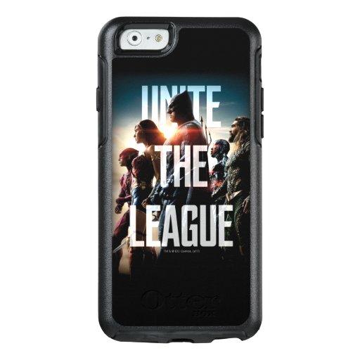 Justice League | Unite The League OtterBox iPhone 6/6s Case