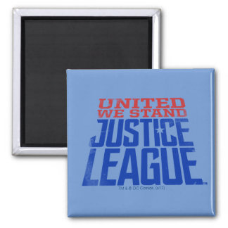 Justice League | United We Stand Graphic Magnet