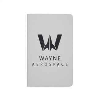 Justice League | Wayne Aerospace Logo Journal