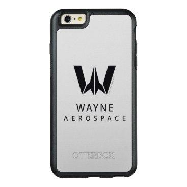Justice League | Wayne Aerospace Logo OtterBox iPhone 6/6s Plus Case
