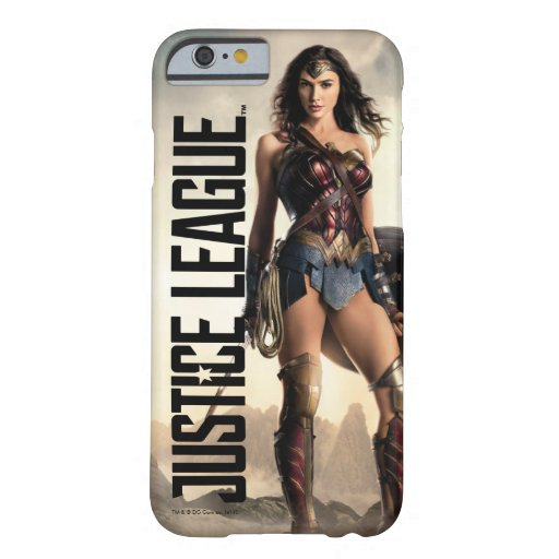 Justice League | Wonder Woman On Battlefield Barely There iPhone 6 Case