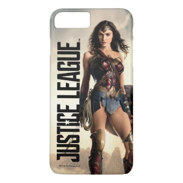Justice League | Wonder Woman On Battlefield iPhone 8 Plus/7 Plus Case
