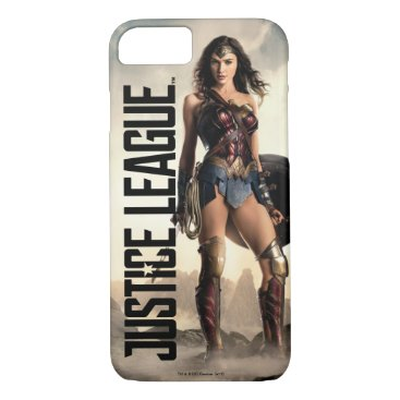 Justice League | Wonder Woman On Battlefield iPhone 8/7 Case