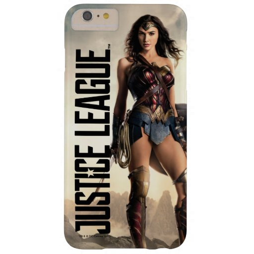 Justice League | Wonder Woman On Battlefield Barely There iPhone 6 Plus Case