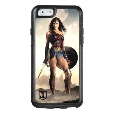 Justice League   Wonder Woman On Battlefield OtterBox iPhone 6/6s Case
