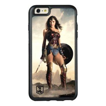 Justice League   Wonder Woman On Battlefield OtterBox iPhone 6/6s Plus Case