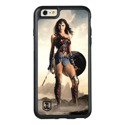 Justice League | Wonder Woman On Battlefield OtterBox iPhone 6/6s Plus Case