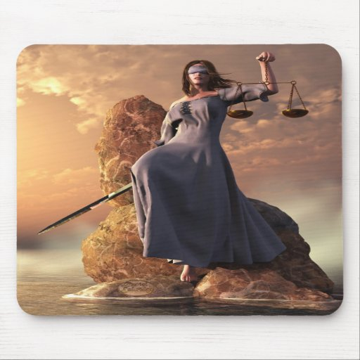 Justice Mousepads