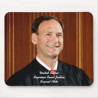 Justice Samuel Alito Mouse Pad
