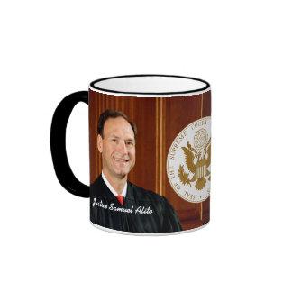 Justice Samuel Alito Coffee Mug