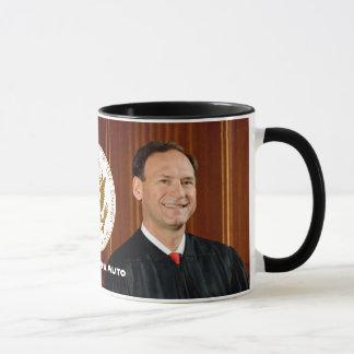 Justice Samuel Alito - U.S. Supreme Court Mug