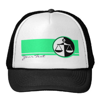 Justice Scales Hat