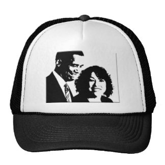 Justice Sotomayor Mesh Hats