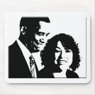 Justice Sotomayor Mouse Pad