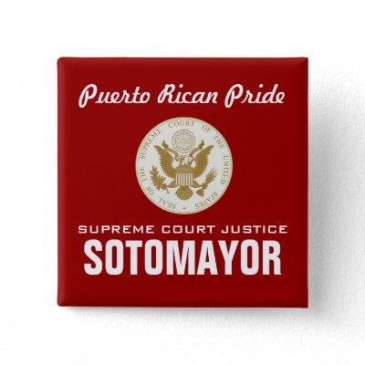 Sotomayor Puerto Rican Pride