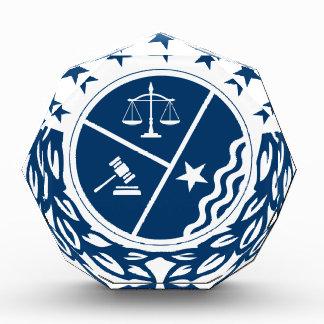 Justice Supporter Crest Award