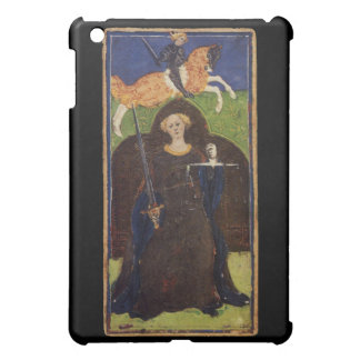 Justice Tarot Card Cover For The iPad Mini