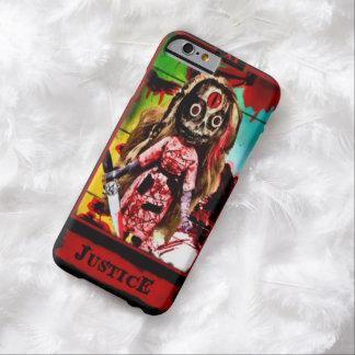 Justice Tarot Card iPhone 6 Case