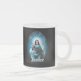 Justice Tarot Mug