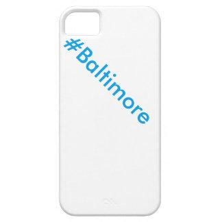 #JusticeForFreddie de Baltimore iPhone 5 Protector
