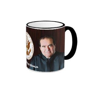 Justicia Antonin Scalia - Tribunal Supremo de los  Tazas