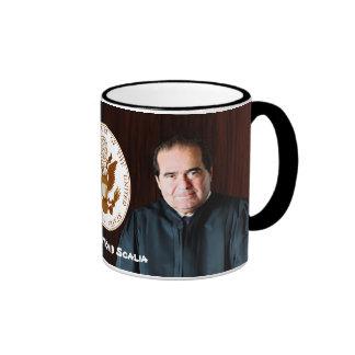 Justicia Antonin Scalia - Tribunal Supremo de los  Taza De Café