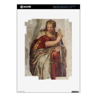 Justicia, de las paredes de la sacristía (fresco) pegatina skin para iPad 3