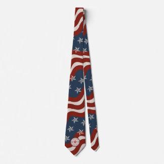 Justicia del vintage y lazo de las barras y corbatas