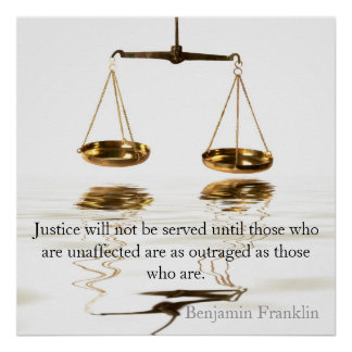Justicia Posters