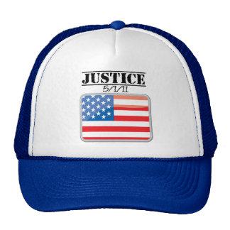 Justicia para América 5/1/11 Gorra