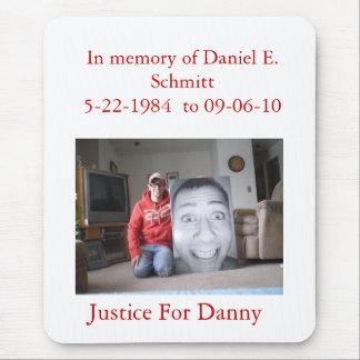 Justicia para Danny Alfombrilla De Raton