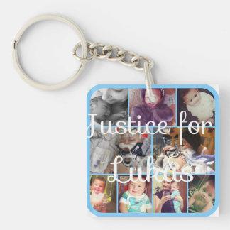 Justicia para el llavero de Lukas