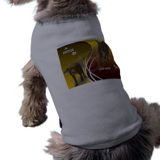 Justicia para la camisa del perrito de Gabe Camisa De Perrito