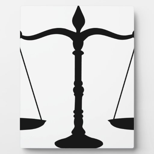 justicia placas para mostrar